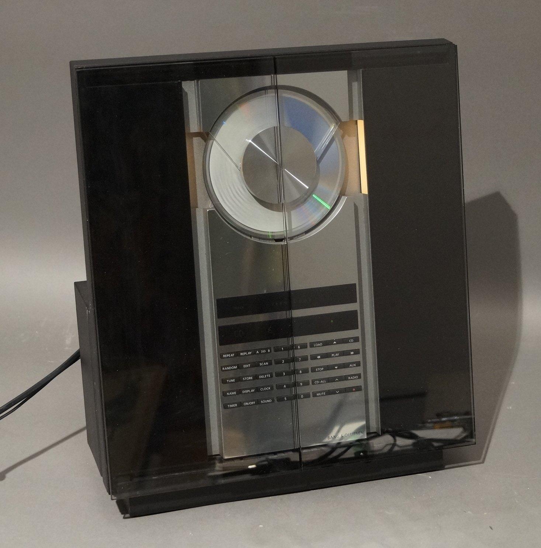 b o bang olufsen beosound 3000 lecteur cd avec tuner. Black Bedroom Furniture Sets. Home Design Ideas
